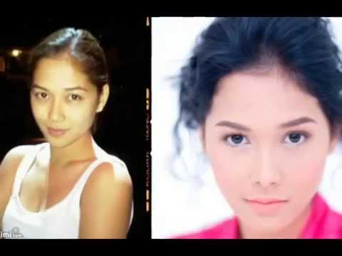 Filipina Celebrities Without Make-up video