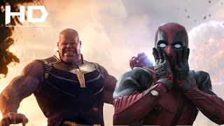 Deadpool vs Thanos   Marvel Fan Made Trailer   Epic