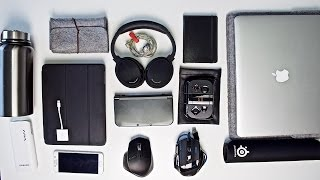 What's In My Tech Bag/EDC Mid 2016