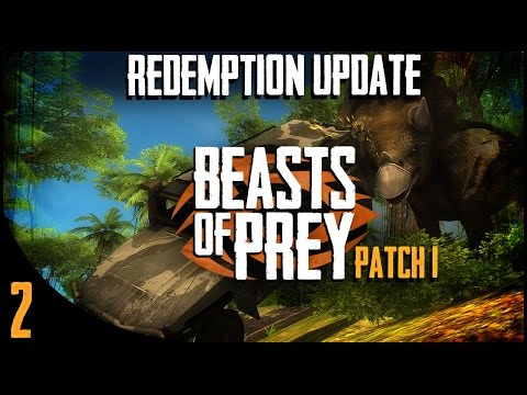 Beasts Of Prey | The Redemption Update.