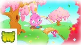 Moshi Monsters - Poppet - I Heart Moshlings - Music Video