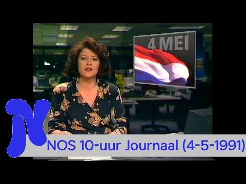 NOS 10-uur Journaal (4-5-1991)
