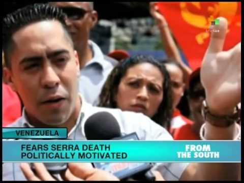 Venezuela: investigation continues into Serra assassination
