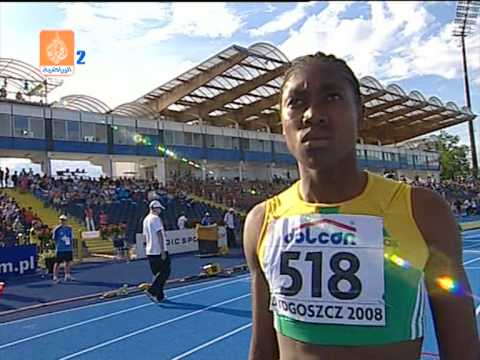 Caster Semenya in South Africa Olympic Games squad - Worldnews.com