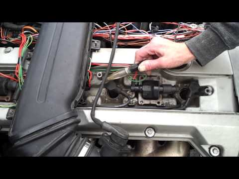Mercedes c280 w202 with the M104 engine straight 6 cylinder Misfire on 3 &4