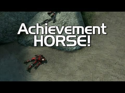 Halo: Reach - Achievement HORSE #9 (Special Guest and Surprises!)