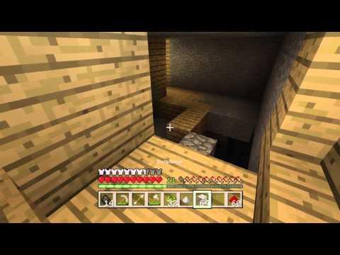 #34 Minecraft - Тайник :)