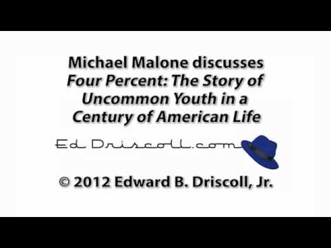 Michael Malone on the Eagle Scouts and the 'Four Percent'