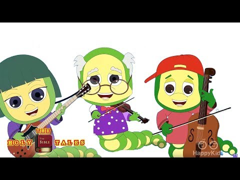 Come Christian I Popular Bible Rhymes For Kids and  Children with Lyrics| Holy Tales  Bible Songs