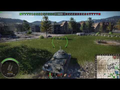 World of Tanks PS4 HD