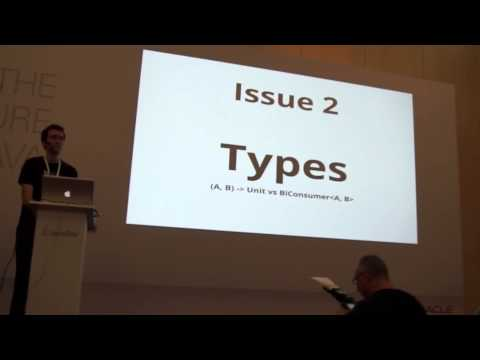 Kotlin vs Java. Андрей Бреслав. JavaOne Russia 2013.
