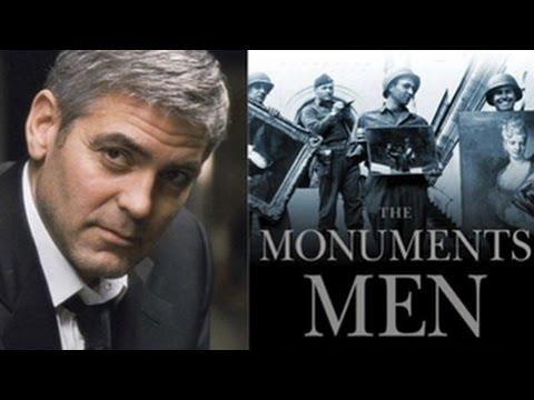 The Monuments Men Official Trailer #1 (2013) - George Clooney, Matt Damon Movie - Released