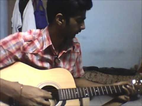 cheliya cheliya from yevadu on guitar by surya