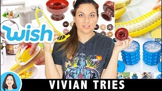 Wish Haul Review - Testing $1 Kitchen Gadgets