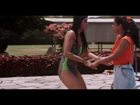 Shilpa Shetty In Swimsuit - Baazigar (1993) video