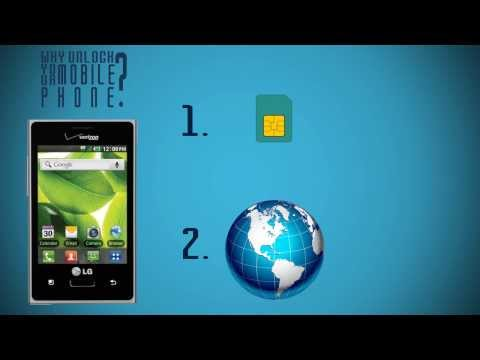 How to Unlock LG Optimus Zone VS410 by code?