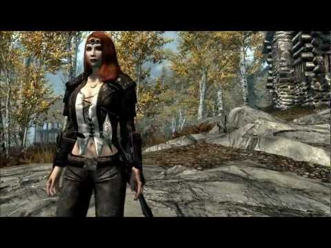 The Elder Scrolls V: Skyrim - Thieves Guild Duelist Armor Mod