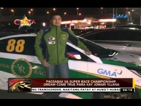 24 Oras: Jomari Yllana, Kauna-unahang Pinoy Na Sumabak Sa Super Race Championship Sa South Korea video