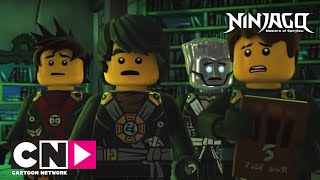 Ninjago I Perili Ev I Cartoon Network Türkiye