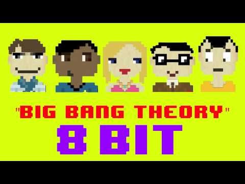 The Big Bang Theory Theme Song (8 Bit Remix Cover Version) - 8 Bit Universe