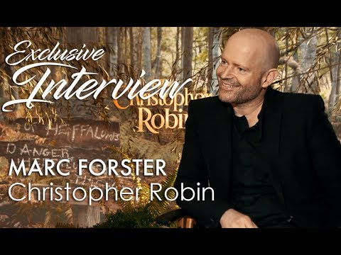 CHRISTOPHER ROBIN Interview: Director, Marc Forster