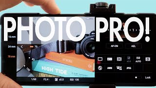 01. Xperia 1 ii Photo Pro Tutorial (PERFECT for BEGINNERS!)