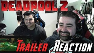 Deadpool 2 Final Trailer Angry Reaction!