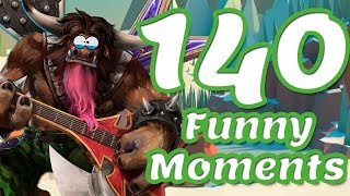 Heroes of the Storm: WP and Funny Moments #140