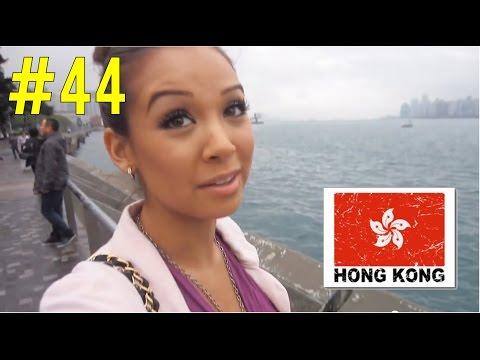 Gangnam Style in LKF Hong Kong