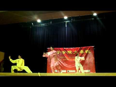 Beijing Sport University Wushu Team 8/10