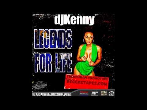 DJ KENNY LEGENDS FOR LIFE DANCEHALL MIX NOV 2014