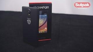 Cмартфон Prestigio WIZE E3 Распаковка (Sulpak.kz)