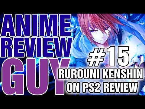 Videogame Review #15: Rurouni Kenshin on PS2 - by the animereviewguy