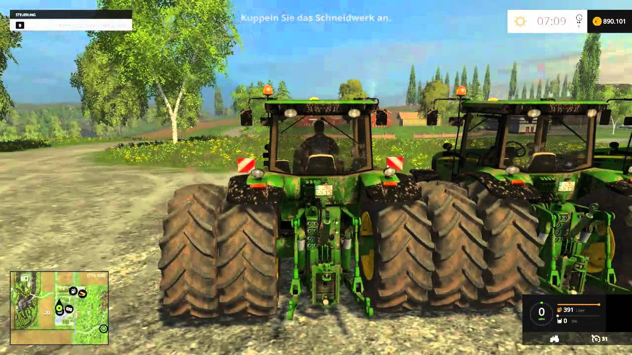 Farming Simulator 2015 Farm Farming Simulator 2015 Mods
