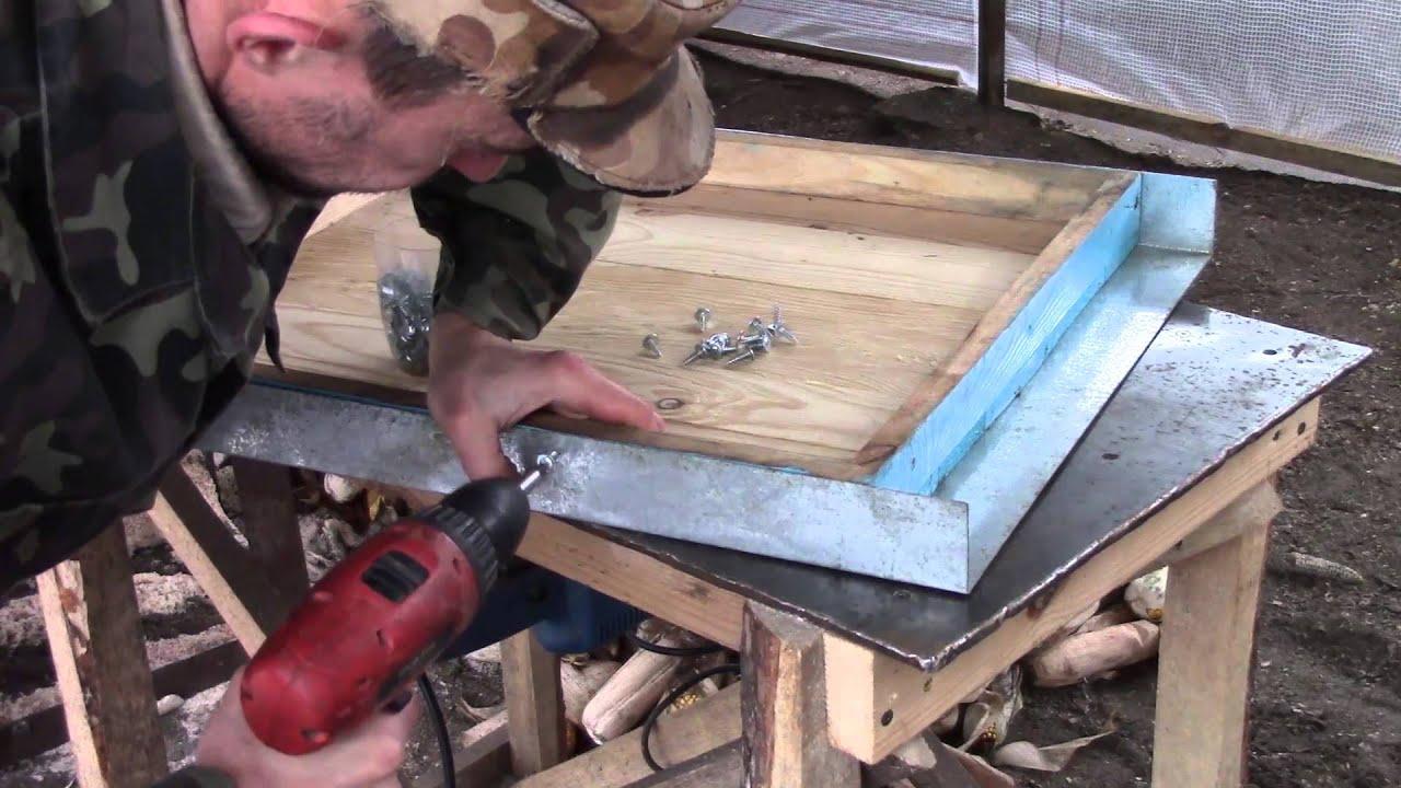 Ютуб изготовление ульев своими руками 35