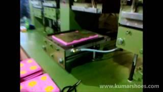 EVA Sheet Embossing Machine Automatic