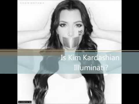 Is Kim Kardashian Illuminati? Is Kim Kardashian in the Illuminati?