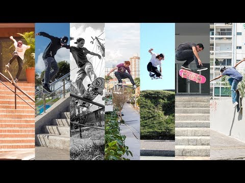 """My City"" Teaser - Volcom Latin America Skate Team Video Series"