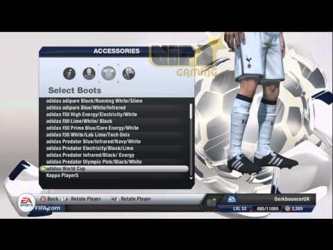 FIFA 13 - BOOTS
