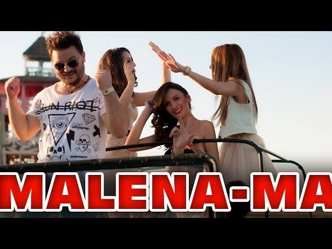 Andreias -malena (lyrics Video) video