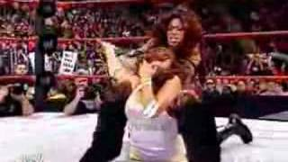 Maria Dancing like Jeff Hardy