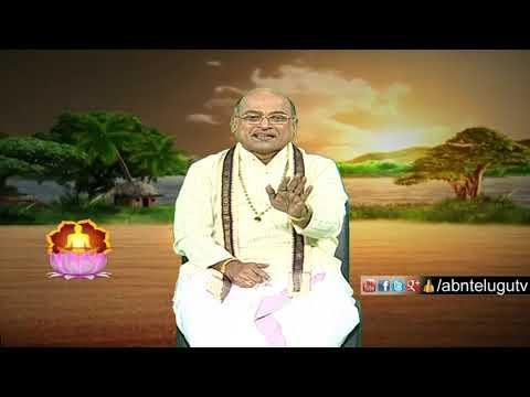 Garikapati Narasimha Rao about Tenali Ramakrishna | Nava Jeevana Vedham | ABN Telugu