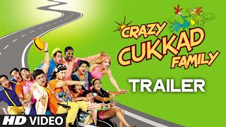 """Crazy Cukkad Family"" Official Trailer"