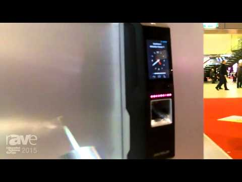 ISE 2015: Invixium Features IXM Mycro Biometric Products