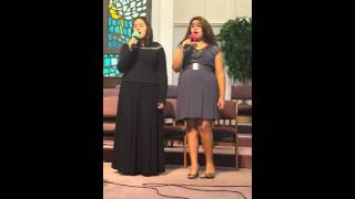 Special Song At Divine Service 1 23 16