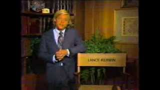 Lance Kerwin 1980 CBS Read More About It PSA