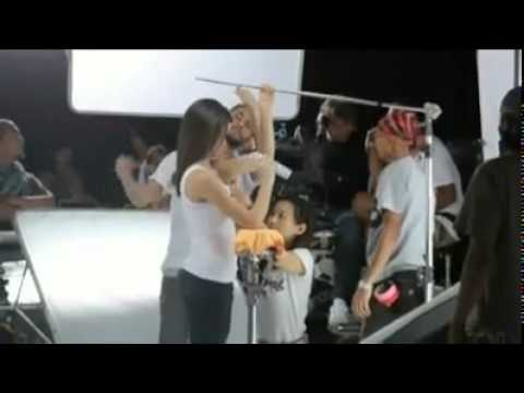 Beren Saat  Rexona Reklam 2011 Kamera Arkasi, Behind The Scene Hq video