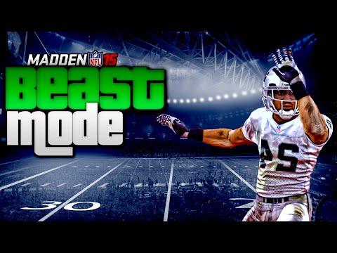 Madden Nfl 15 Ultimate Team -  You Never Go Full Beast Mode! -  Mut 15 video