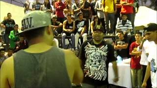 15. lou G vs zhekry. face to face el salvador 2013