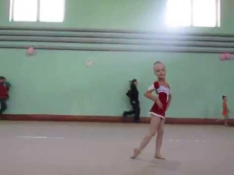 Соревнования по художественной гимнастике в Бирске, 5 лет